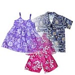 Children's Hawaiian Clothing