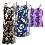 Women's Hawaiian Clothing