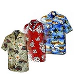 Men's Hawaiian Clothing