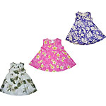 Girls Tank Baby Doll Hawaiian Dresses
