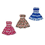 Girls Hawaiian Hula Sets