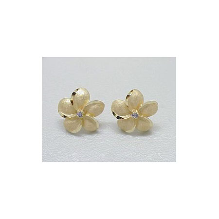 14k Gold Millennium Earrings