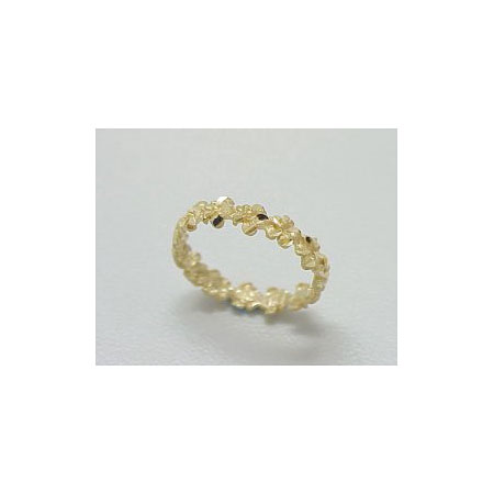 14k Gold Millennium Hawaiian Ring 2.1