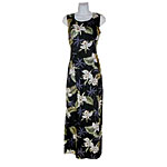 Orchid Palms 2 Long Tank Dress