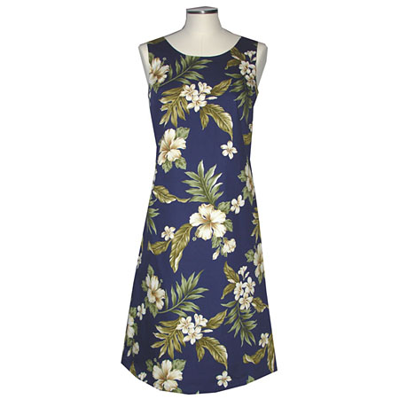 Women's Mid-Length Tank Dress