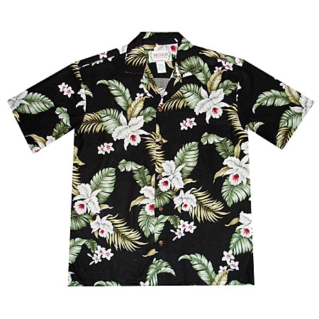 Orchid Plumeria Women's Hawaiian Blouse