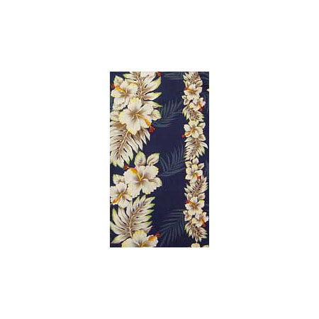 100% Cotton Poplin Hawaiian Fabric
