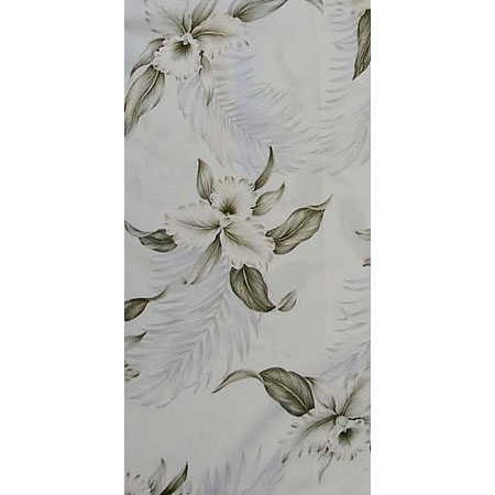 100% Rayon Poplin Hawaiian Fabric