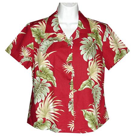 Hawaiian Blouse 83
