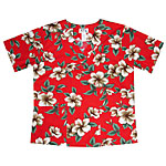 Aloha Medical Scrub Shirt