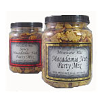 Macadamia Nut Party Mix, 15 oz.
