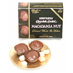 Chocolate Macadamia Nut Wholes & Halves - 2 oz.