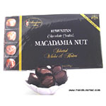 Chocolate Macadamia Nut Wholes & Halves - 8 oz.