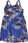 Pacific Island Girls Toddler Bungee Dress