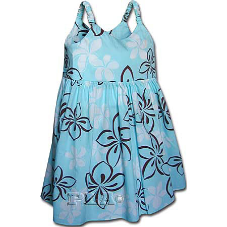Floral Sketch Girls Toddler Bungee Dress