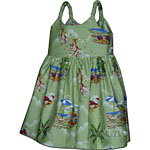 Girls Toddler Bungee Dress