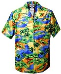Alligator Lagoon Boys Hawaiian Shirt