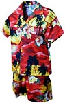 Tropical Sunset Boys Toddler Cabana Set