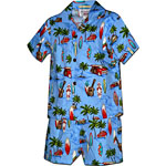 Boys Toddler Cabana Set