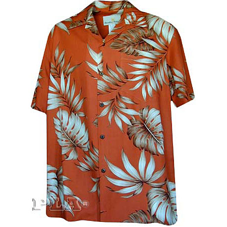 Rayon Men's Hawaiian Shirt