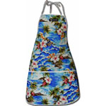 Hawaiian Tropical Apron
