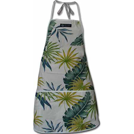 Bamboo Orchid 2 Apron