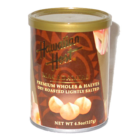 Hawaiian Host Macadamia Nuts
