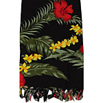 Girls Sarong - Black