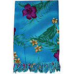 Ladies Sarong - Blue