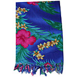 Ladies Sarong - Navy